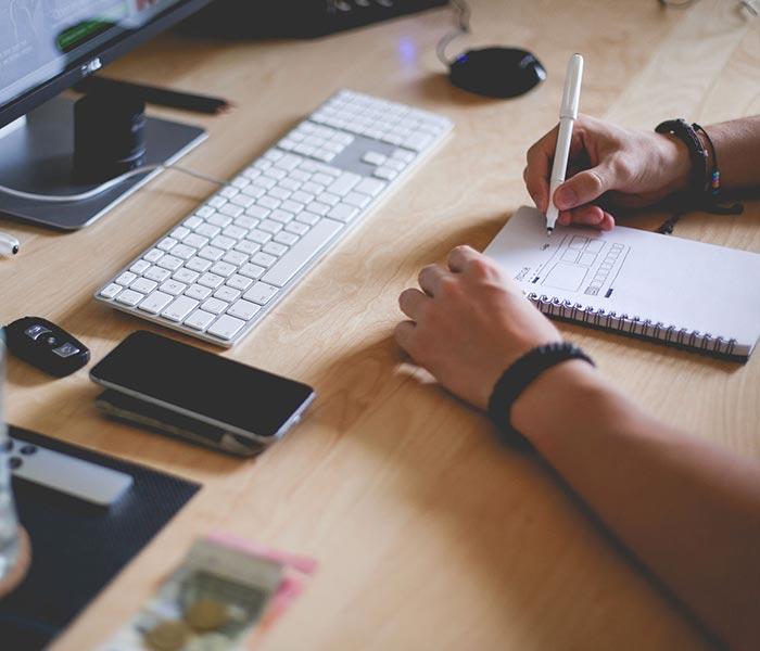 Webmaster freelance dans la gestion et l'animation de site internet